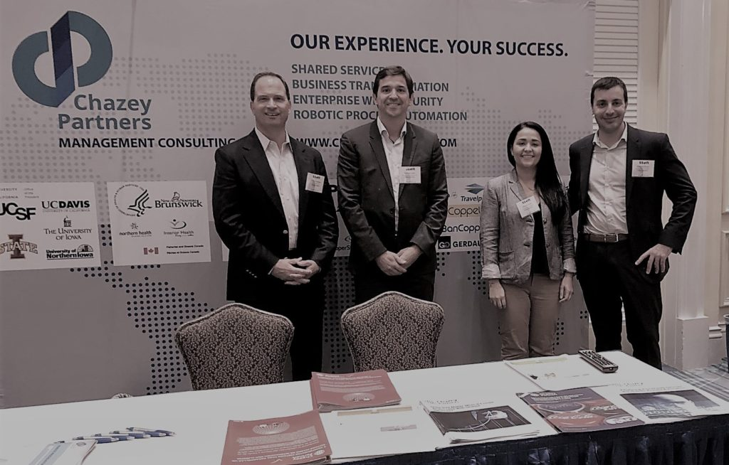 The Chazey Team at the SSOW LATAM 2018