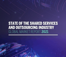 State of the Shared Services Global Marketing Report 2021
